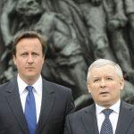 """Kaczyński po spotkaniu z Cameronem: """"Jesteśmy usatysfakcjonowani"""""""