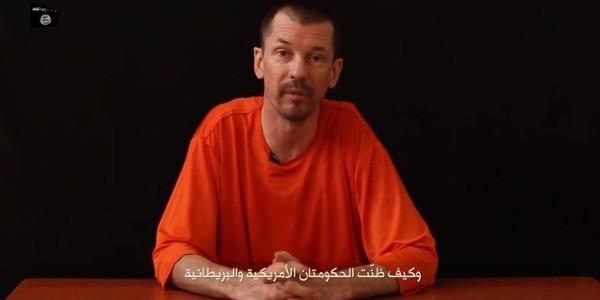 Kolejne wideo ISIS z brytyjskim dziennikarzem