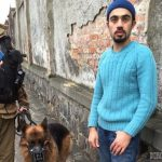 Policja wnioskuje o zarzuty dla zatrzymujących Syryjczyka