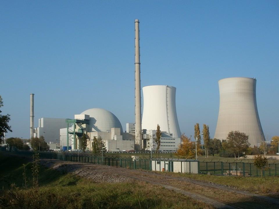 elektrowni atomowej
