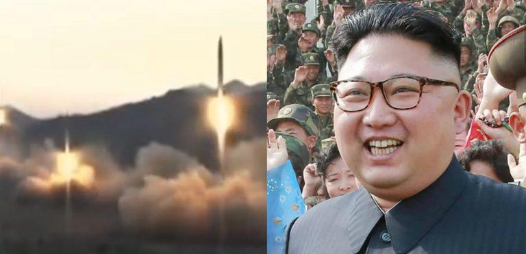 KOREA PÓŁNOCNA planuje ATAK! Wszystko jest teraz w rękach Kim Dzong Una