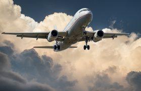 rodzicami, piloci pobili się w locie, pilot