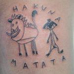To nie Żart! Te tatuaże stały się absolutnym HITEM! – FOTO