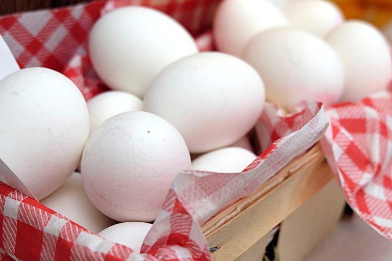 Założył się, że zje 50 jajek. Po 41 już nie żył