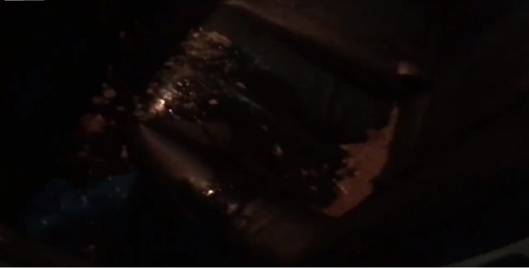 Pijane i Naćpane kobiety niszczą wszystko dookoła! Zdewastowane auta i pobite przypadkowe osoby – VIDEO