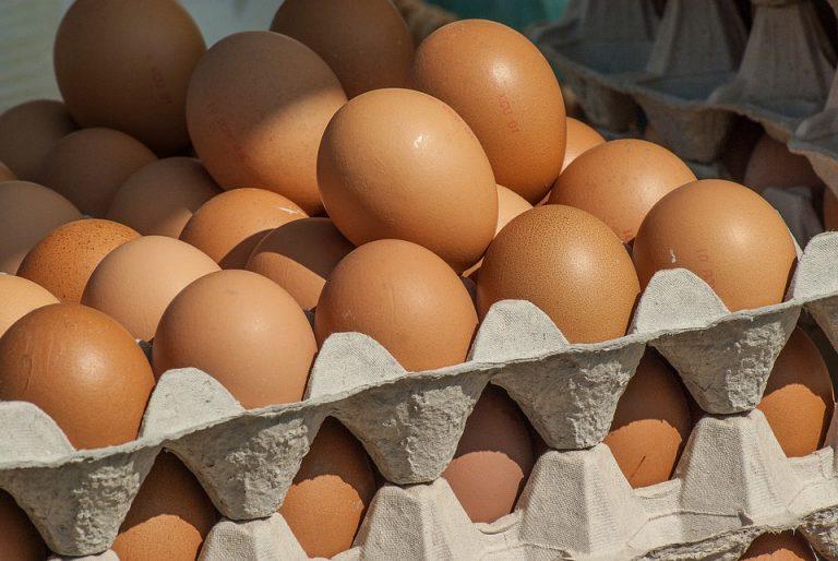 Skażone jajka dotarły do POLSKI!  Lista zagrożonych WOJEWÓDZTW! TOKSYCZNY ŚRODEK W JAJACH