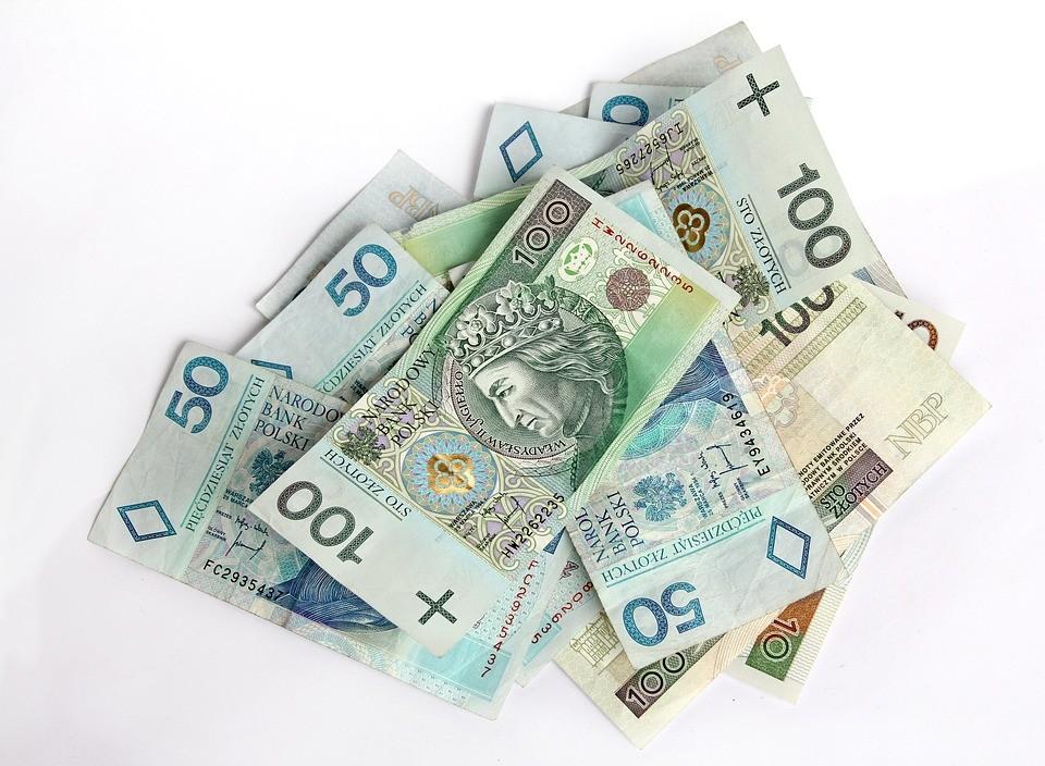 pieniędzy, awaria, polska