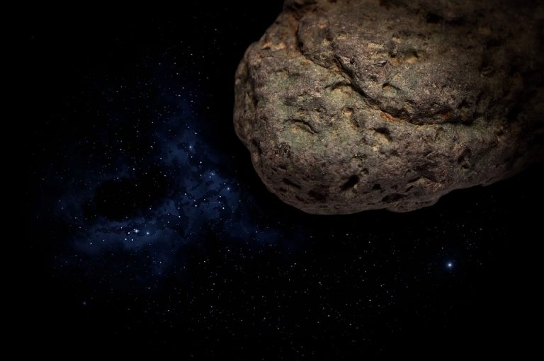 GIGANTYCZNA asteroida zbliża się do ZIEMI!