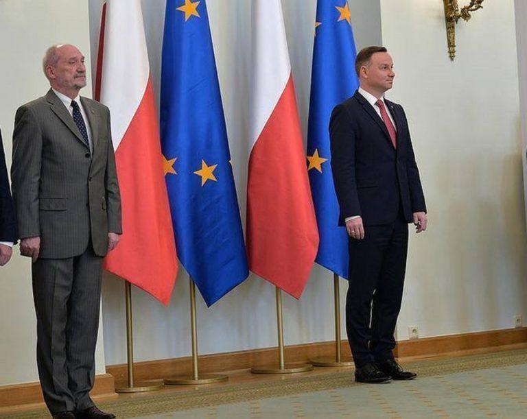 Prezydent Andrzej Duda chce dymisji Antoniego Macierewicza! Konflikt narasta?!