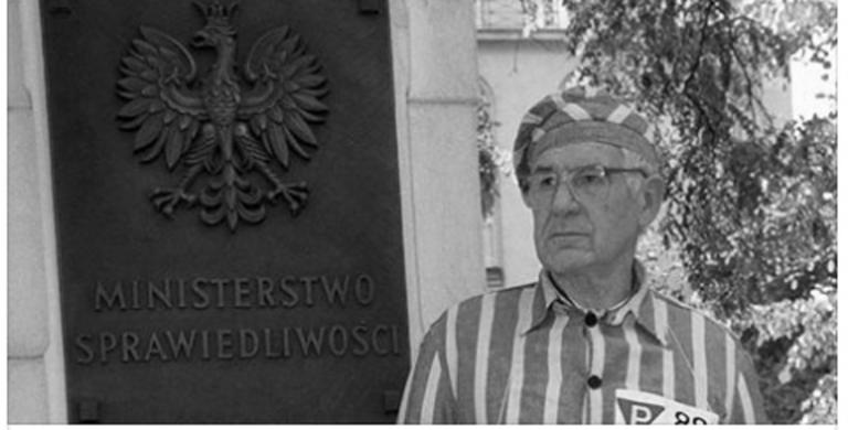 ZMARŁ Zygmunt Sobolewski – więzień pierwszego transportu Polaków do KL Auschwitz