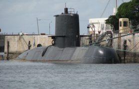 okręt podwodny, argentyński okręt ara san juan