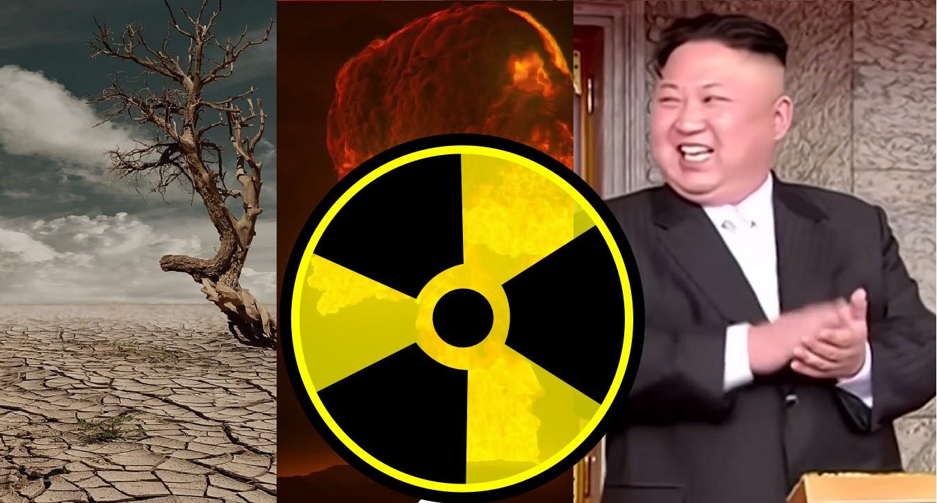 skażenie radiatom, zabić, Korea Północna