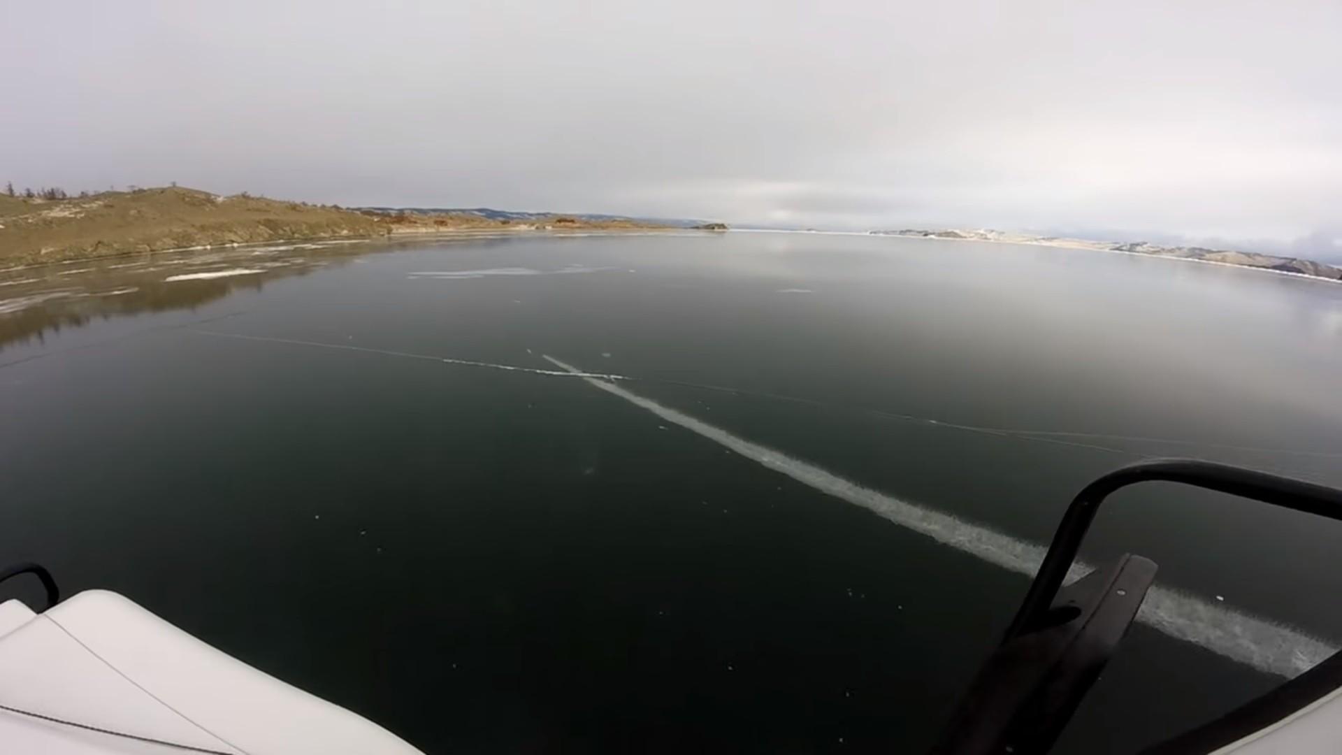 lód bajkał