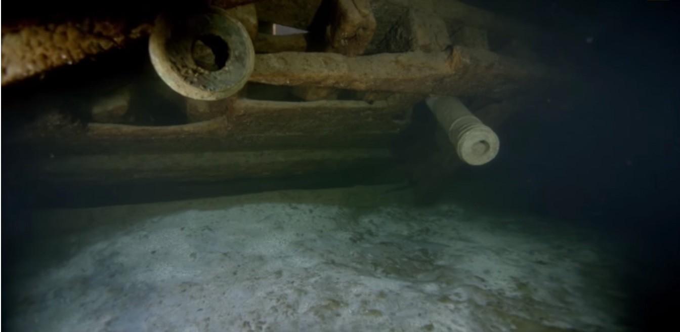 galeon, wiele wraków na dnie bałtyku