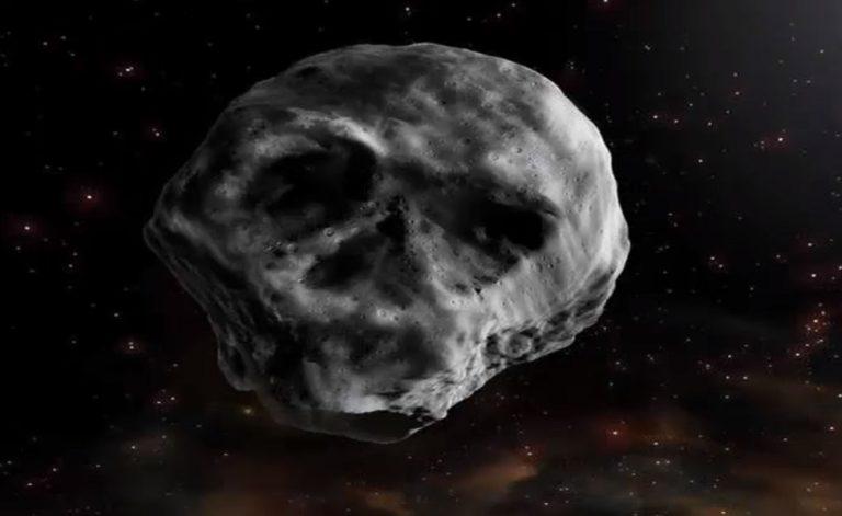 Asteroida w kształcie CZASZKI pędzi w kierunku Ziemi! Wkrótce może uderzyć w naszą planetę