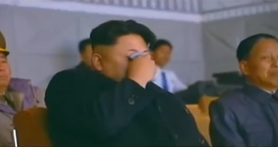 akt wojny, Kim Dzong Una