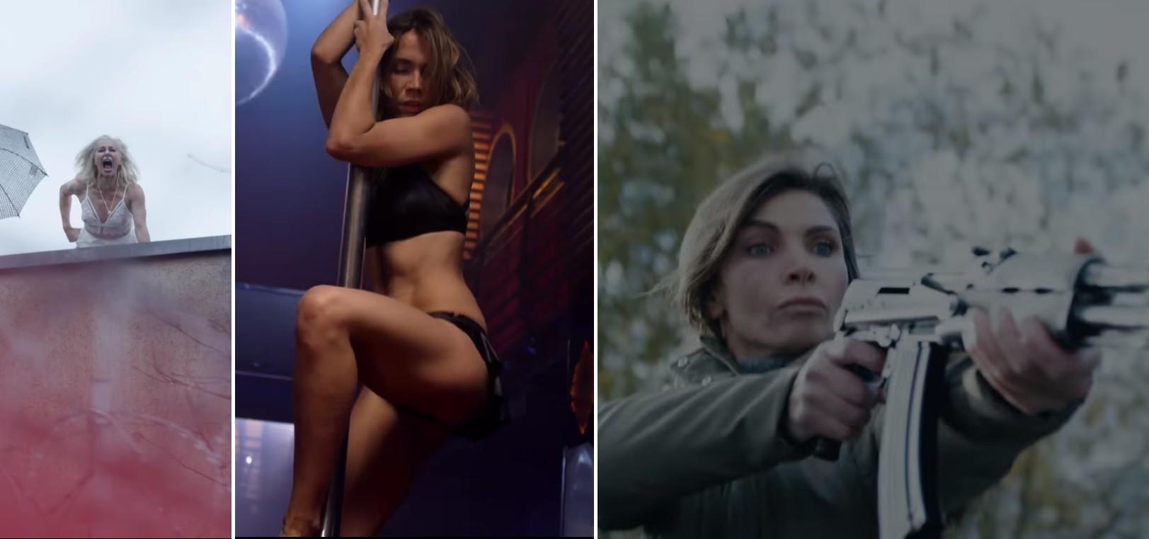 kobiety mafii patryka vegi, vega, zwiastun film