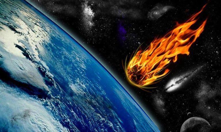 """Deszcz meteorów niesie ze sobą 7-KILOMETROWĄ ASTEROIDĘ! Pędzi 100 tys. km/h i """"ma niestabilną trajektorię"""" – ostrzegają naukowcy!"""