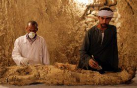 Egipcie, mumia, chorobach cywilizacyjnych