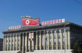 Korea Północna, lalce, nie chciał wrócić do korei północnej