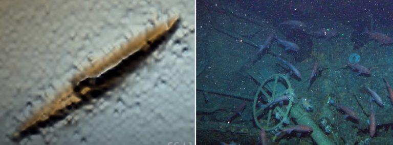 SENSACJA! Australijczycy odnaleźli ZAGINIONY OKRĘT PODWODNY! Jedna z największych morskich tajemnic rozwikłana? [VIDEO]