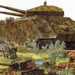Lankreuzer P.1000 Ratte. Tak nazywał się CZOŁG, który prawdopodobnie był NAJWIĘKSZYM pojazdem wojskowym w historii. I jednocześnie najmniej PRAKTYCZNYM.