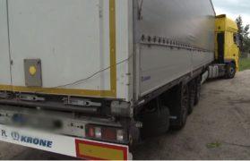 tir, kierowca, ciężarówkę
