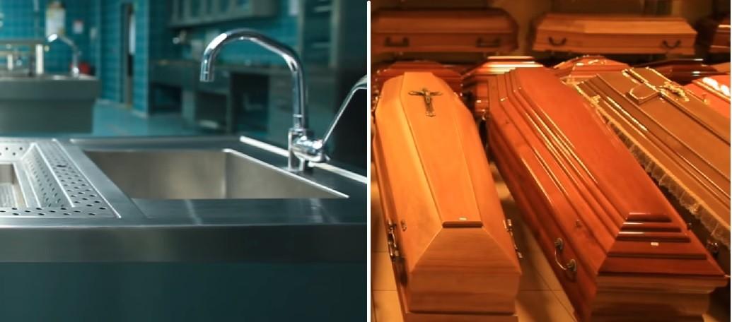 pogrzebowym, pogrzebem
