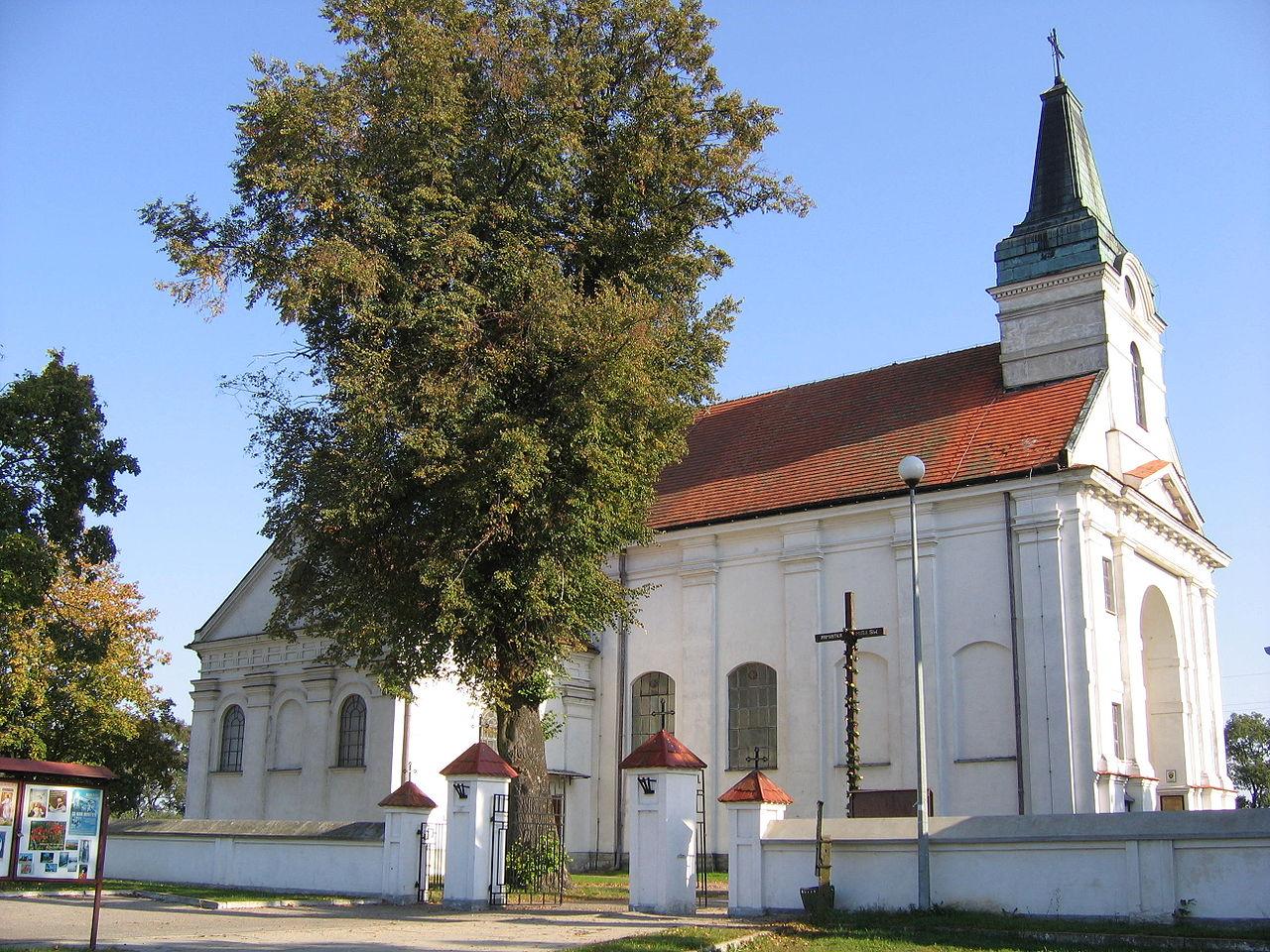 pijany w wyszkowie demolował kościół