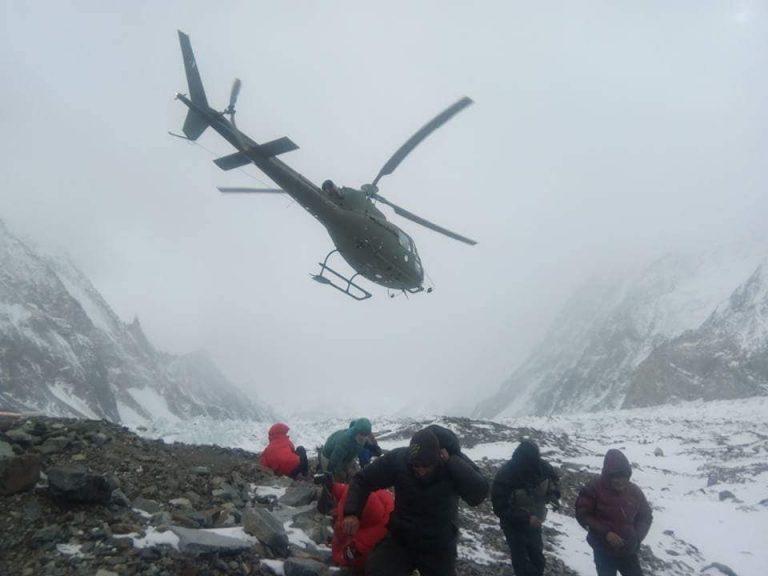 """Pakistańczycy bronią się przed OSKARŻENIAMI REVOL: """"tylko ich odwaga i zuchwałość sprawiają, że zdobyli szczyt zimą"""""""