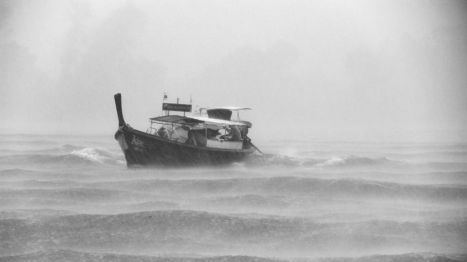 Korei Północnej, siedem zwłok w łodzi-widmo