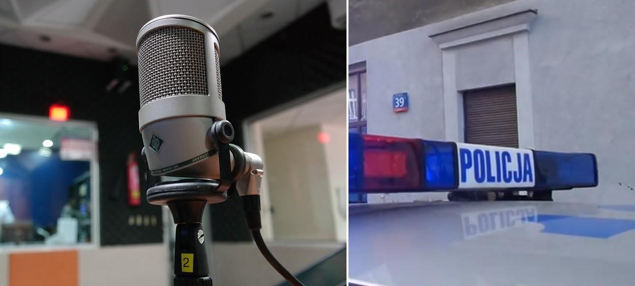 samobójca zadzwonił do radia
