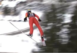 skoki w Zakopanem polski skoczek narciarski jan ziobro
