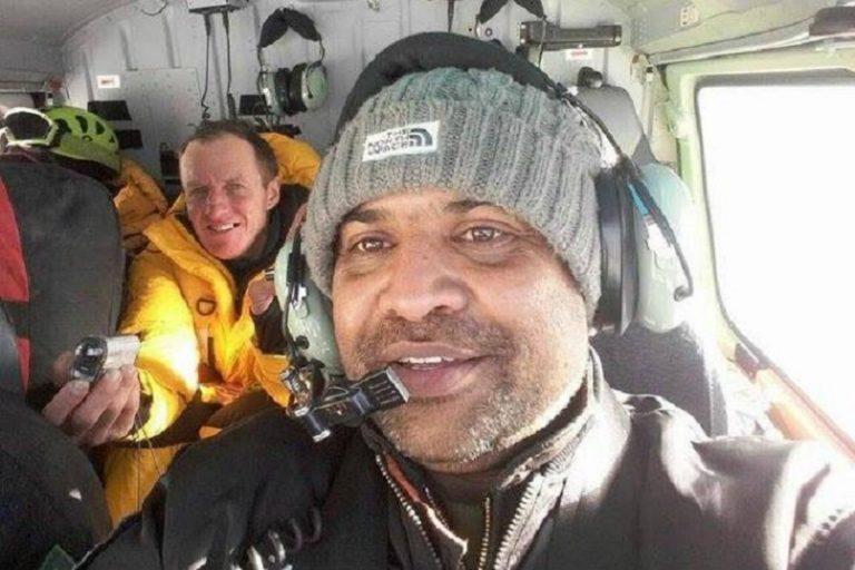 Cichy BOHATER akcji pod Nanga Parbat. Poznaj jednego z pilotów, który dokonał NIEMOŻLIWEGO! [FOTO & VIDEO]