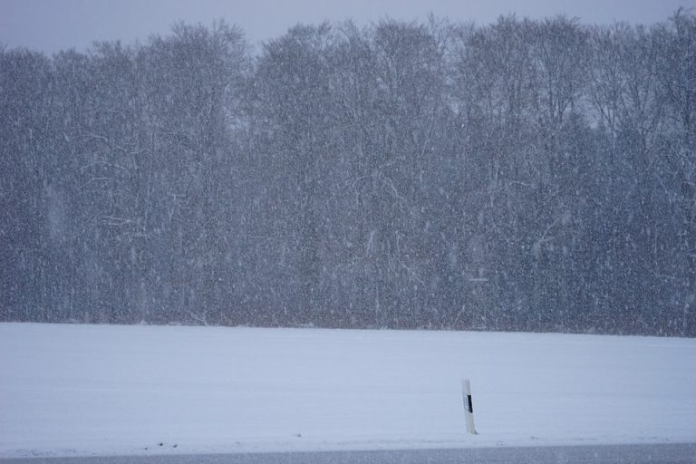 ALERT POGODOWY! Wydano ostrzeżenia dla kilku województw na weekend. POTĘŻNE opady śniegu i zagrożenie powodziowe!