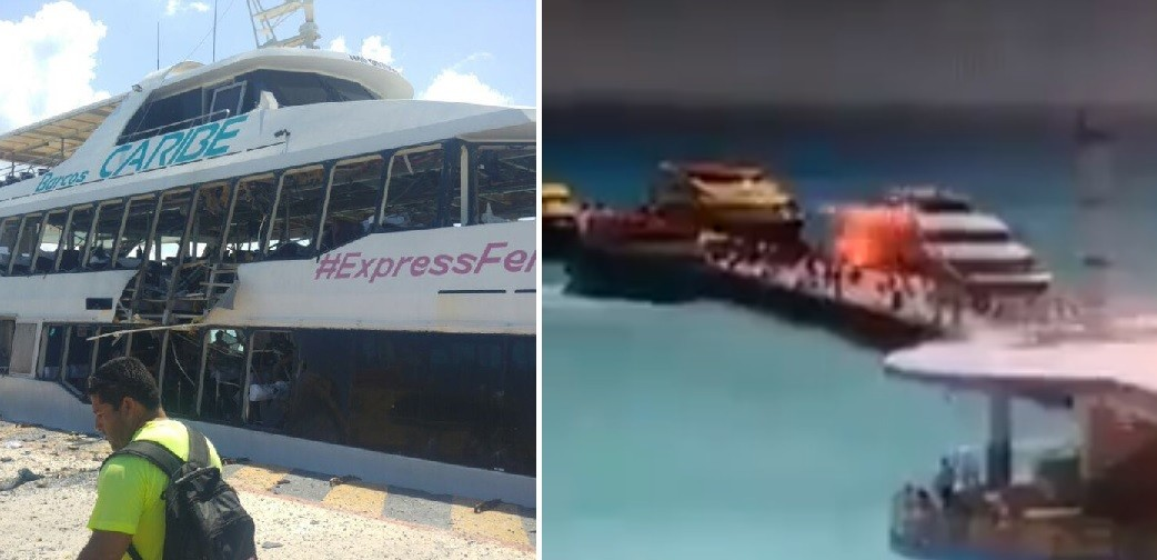 eksplozja na statku