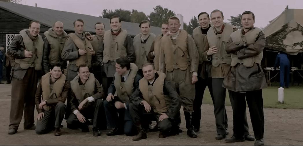 hurricane, dywizjon 303, bitwa o anglię, polscy piloci, historia, II wojna światowa,