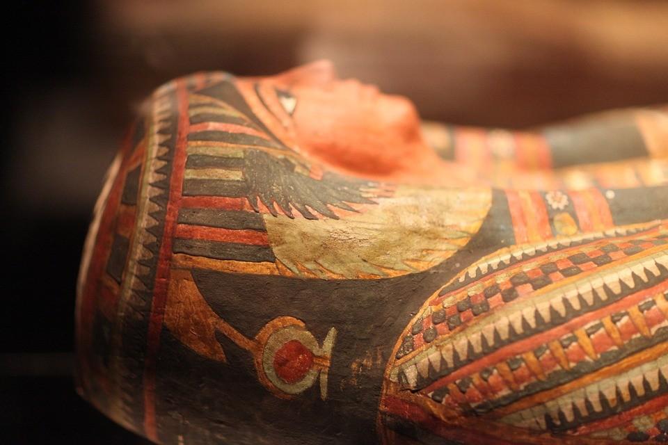 odkrycie w Egipcie, mumia, archeologia, egipt, egipcie