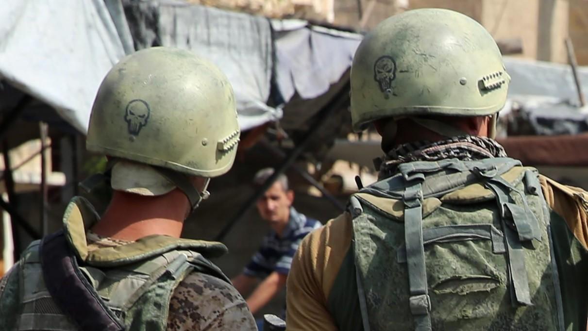 rosjanie w syrii, rosja, syria, usa, wojna, żołnierze