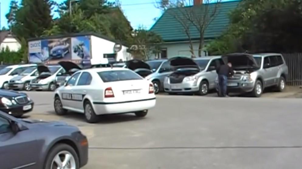 3300, samochodów, rejestracja w polsce