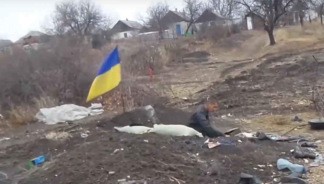 ukraińscy żołnierze, ukraina, wojna, donbas, szyrokyne, morderstwo