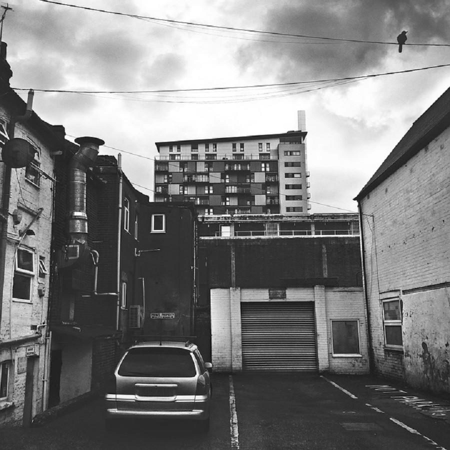 aucie, garaż, policja, zaginięcie, samochód, auto