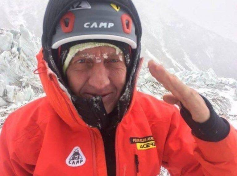 Denis Urubko znowu ratuje w Karakorum! Dzięki niemu przeżył włoski wspinacz