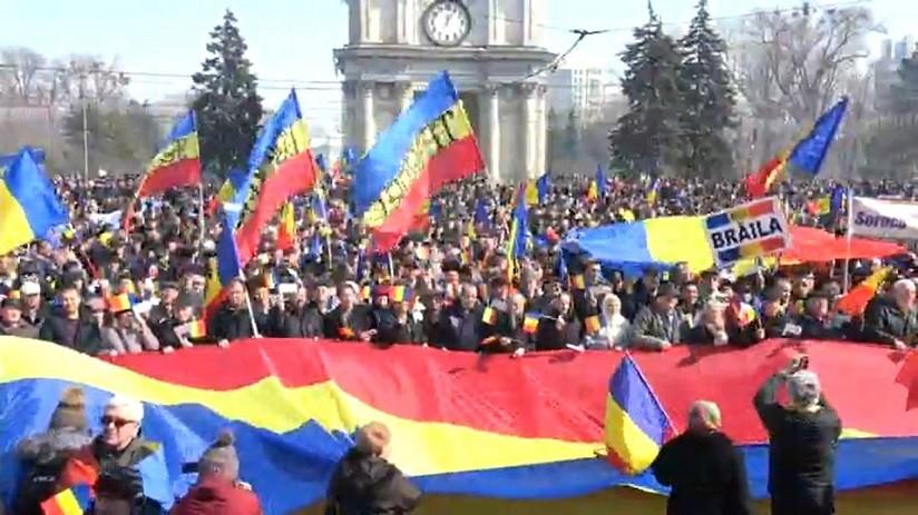 prezydent, zjednoczą, państwa, mołdawia, rumunia, kiszyniów