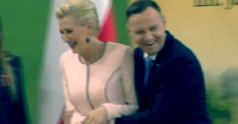 Wielka wpadka Andrzeja Dudy!