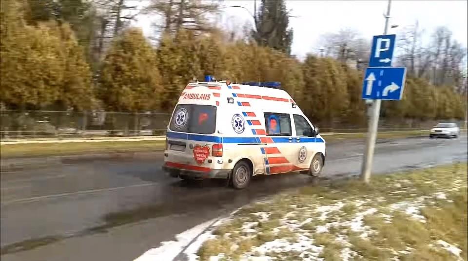 Otwocku, cieszanowa, pracownka, żniwa, potrąciły go trzy samochody