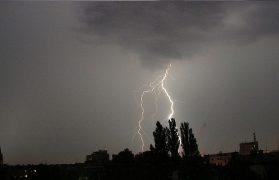 burza, pogoda, imgw, ostrzeżenia