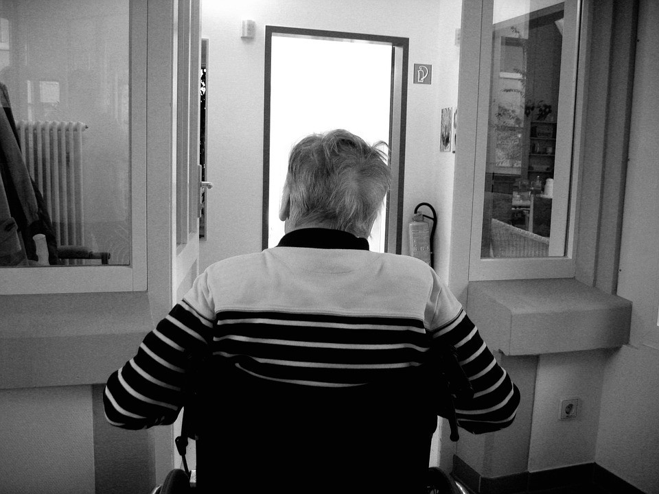 lekarze, 102-latek, aktor, roman kłosowski, dom opieki