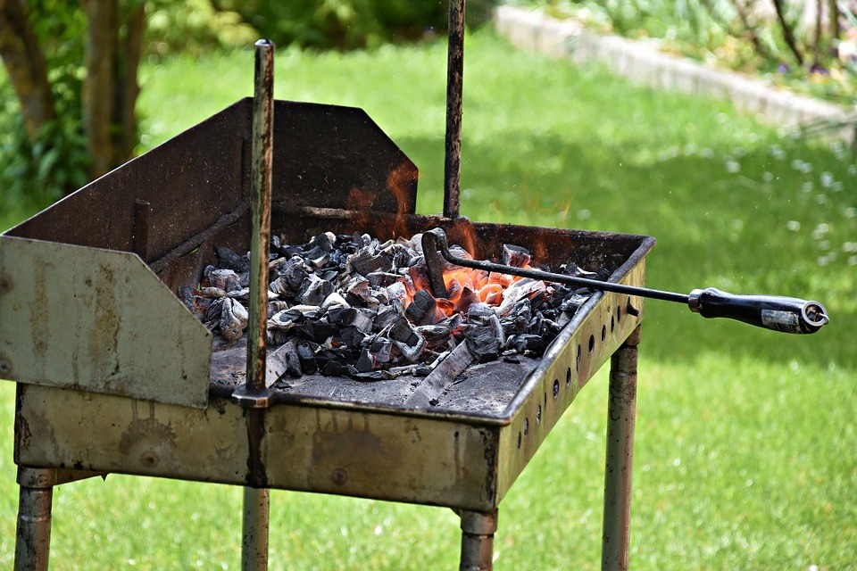 grillowania, grill