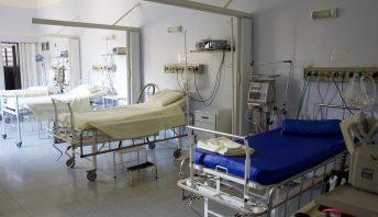 szpitalu, choroba, szpital, łóżko, epidemia, gruźlicy, szpitalu